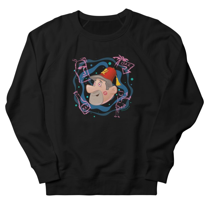 Night of the Tiki Women's Sweatshirt by Manly Art's Tee Shop