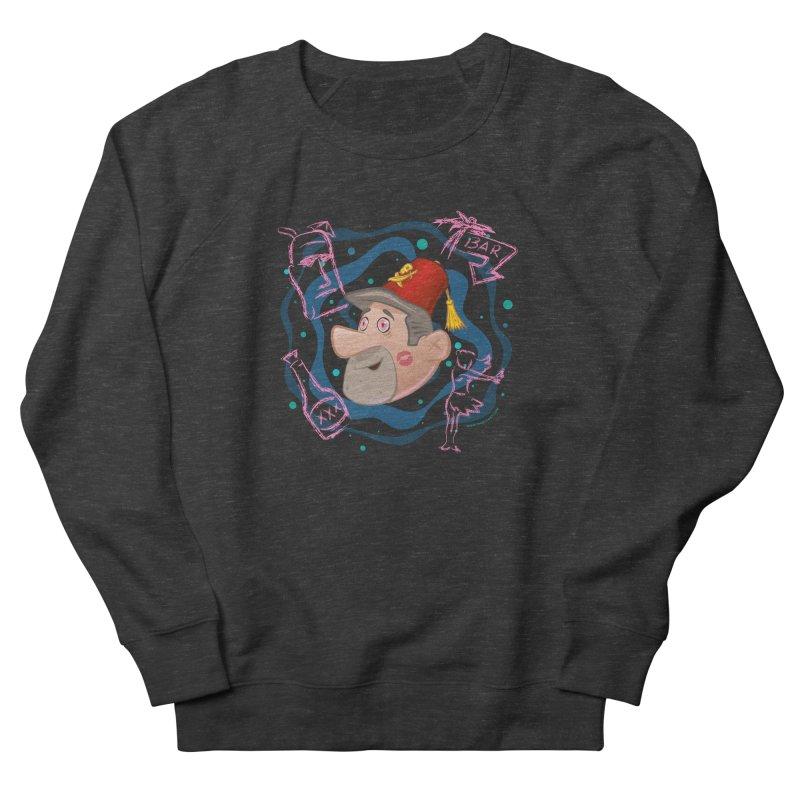 Night of the Tiki Men's Sweatshirt by Manly Art's Tee Shop