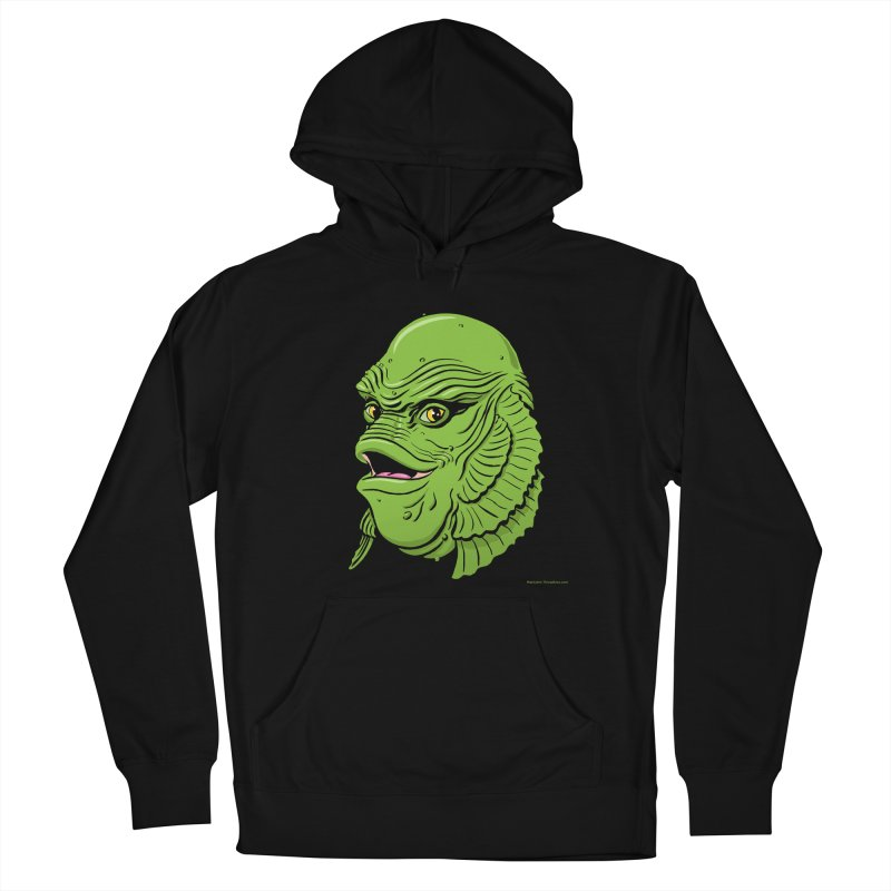 Happy Creature Women's Pullover Hoody by Manly Art's Tee Shop