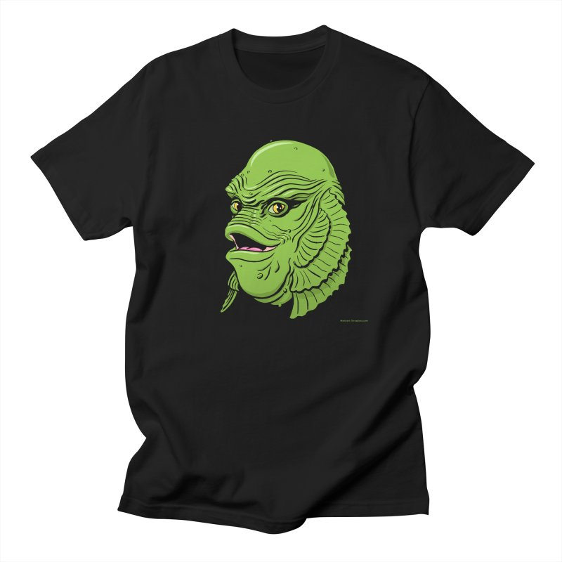 Happy Creature Men's T-Shirt by Manly Art's Tee Shop