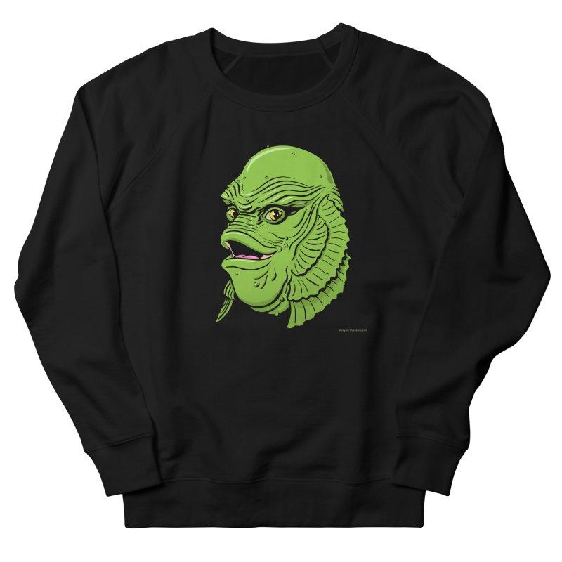 Happy Creature Men's Sweatshirt by Manly Art's Tee Shop