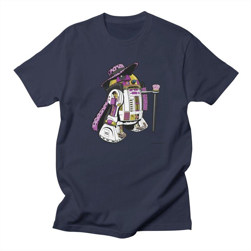 Pimp2-D2 Men's T-Shirt by Manly Art's Tee Shop