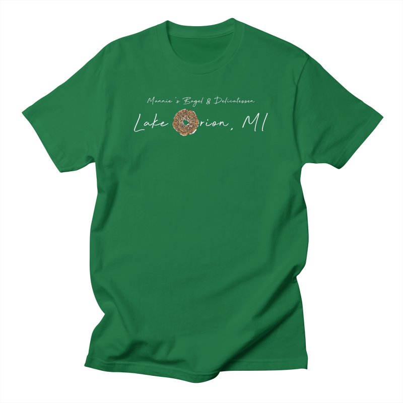 LAKE ORION is EVERYTHING Men's T-Shirt by Mannie's Bagel & Delicatessen Merch Shop