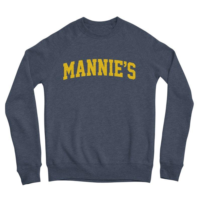 U of Mannie's Women's Sweatshirt by Mannie's Bagel & Delicatessen Merch Shop