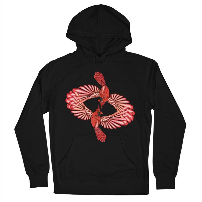 cardinal Women's Pullover Hoody by manoou's Artist Shop