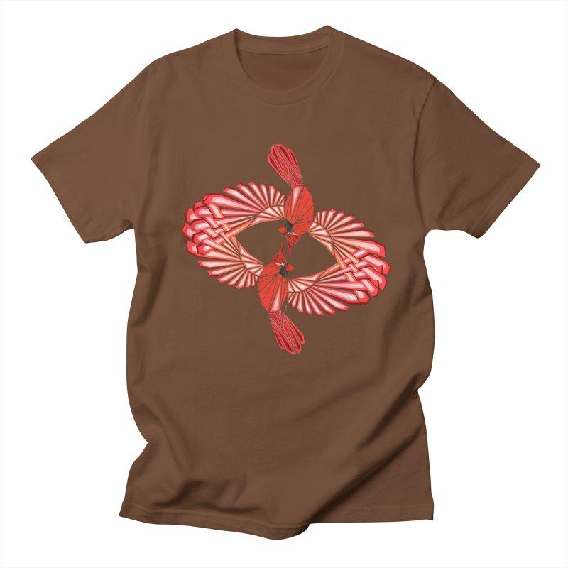 cardinal Men's T-Shirt by manoou's Artist Shop