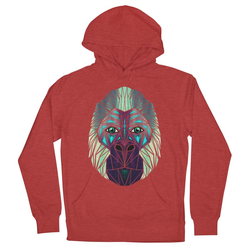 gorilla Women's Pullover Hoody by manoou's Artist Shop