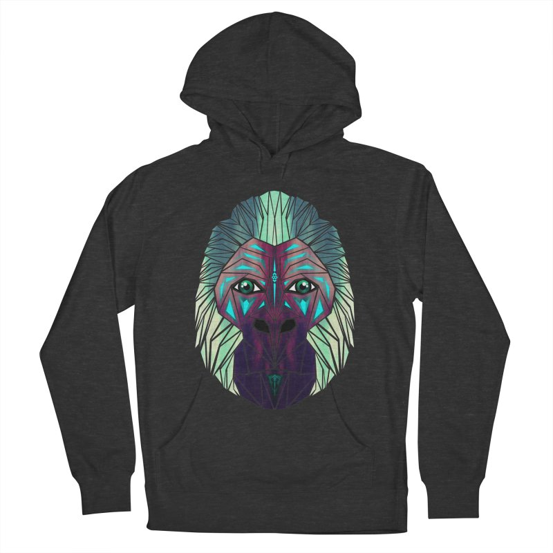 gorilla Men's Pullover Hoody by manoou's Artist Shop