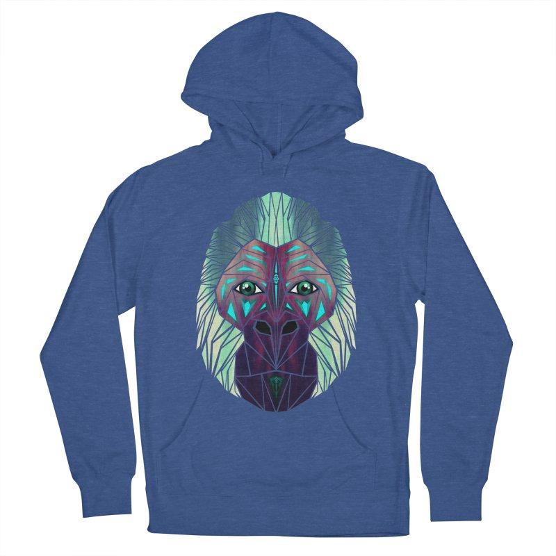 gorilla Men's Pullover Hoody by manoou's Artist Shop