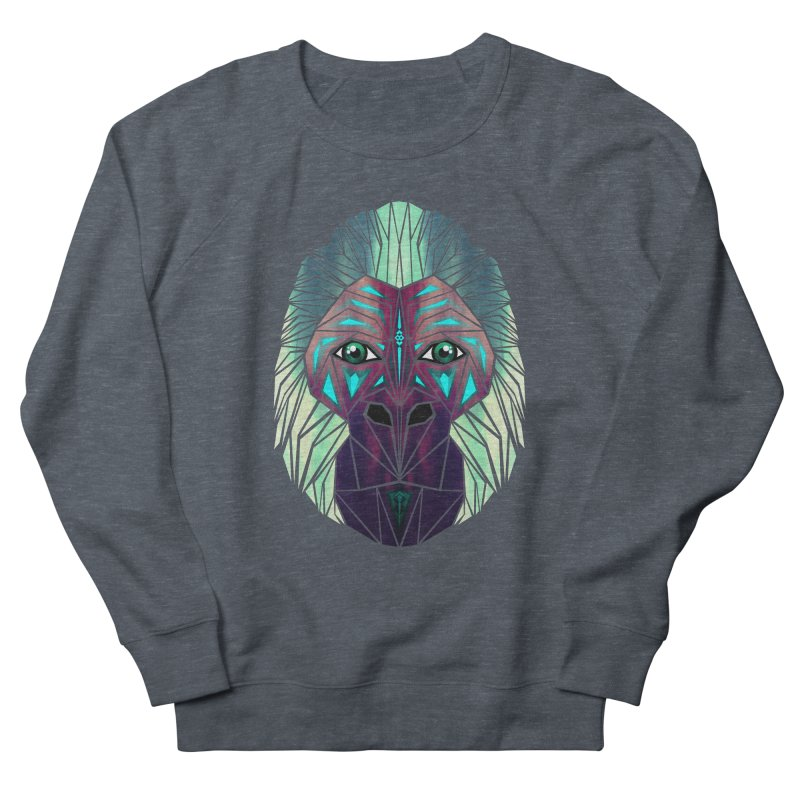 gorilla Women's Sweatshirt by manoou's Artist Shop