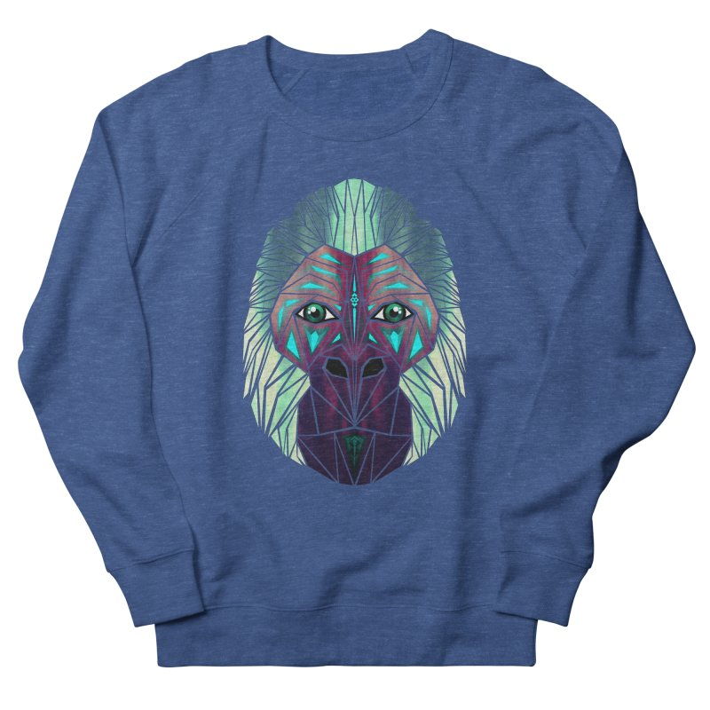 gorilla Men's Sweatshirt by manoou's Artist Shop