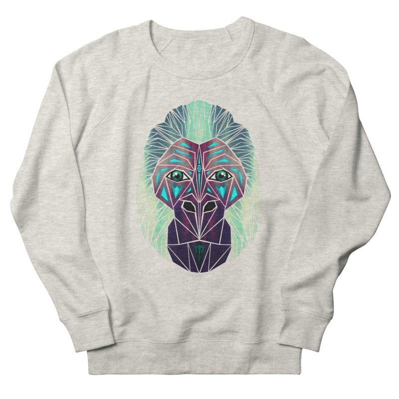 gorilla Men's Sweatshirt by manoou's Artist Shop