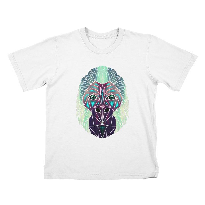 gorilla Kids T-shirt by manoou's Artist Shop