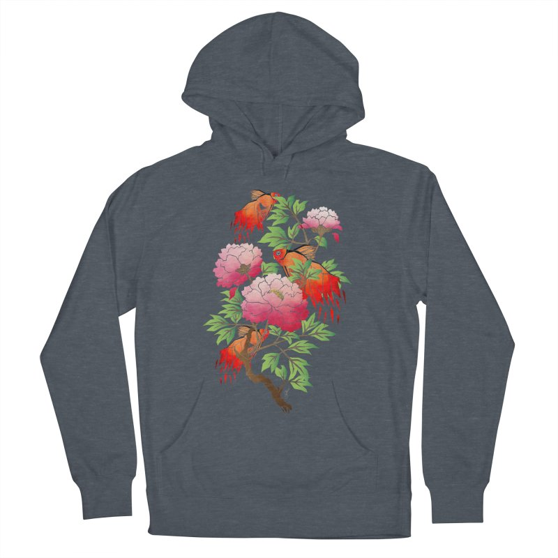 goldfish Men's Pullover Hoody by manoou's Artist Shop