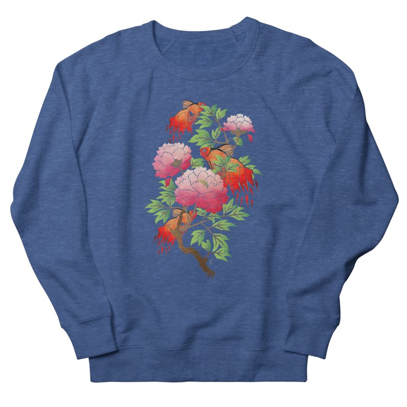 goldfish Men's Sweatshirt by manoou's Artist Shop