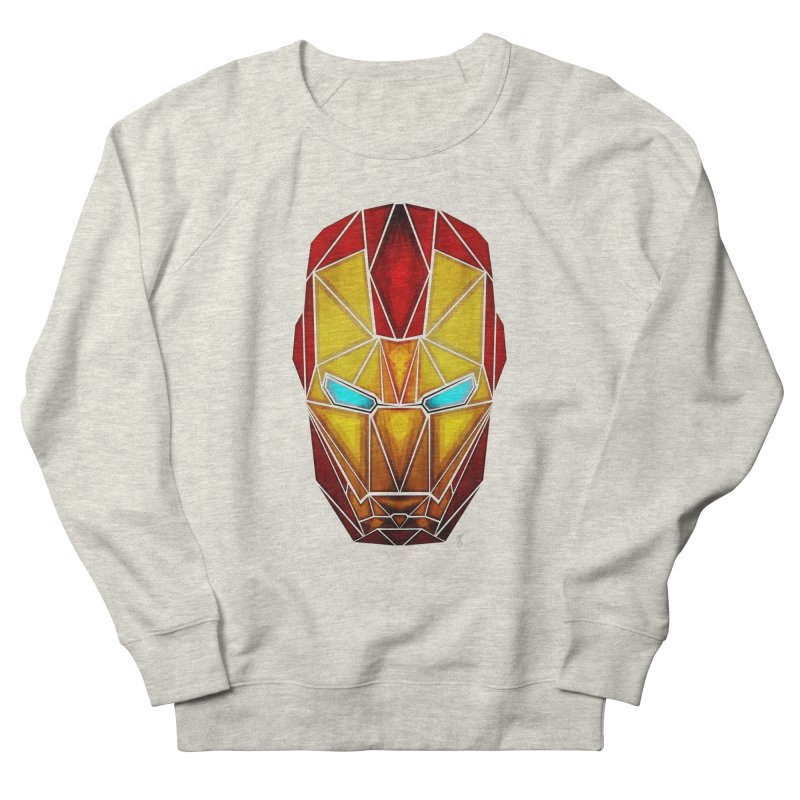 iron man Women's Sweatshirt by manoou's Artist Shop