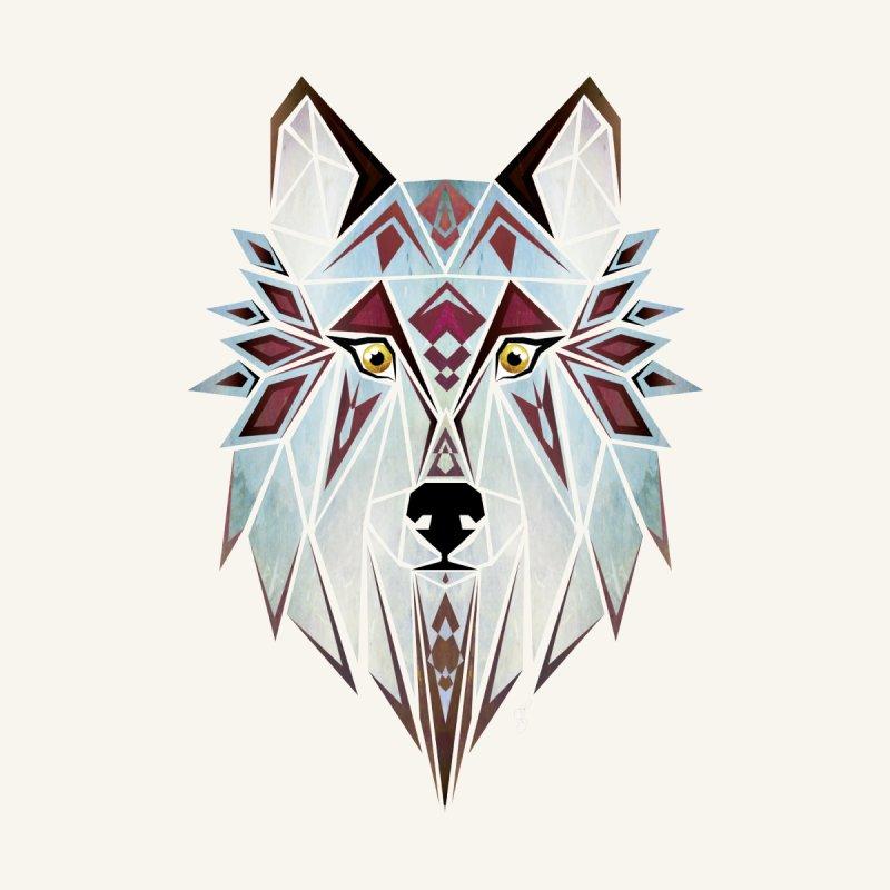 Wild wolf None  by manoou's Artist Shop