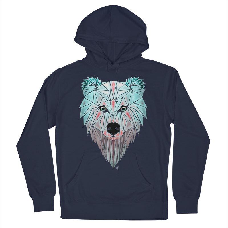 polar bear Men's Pullover Hoody by manoou's Artist Shop