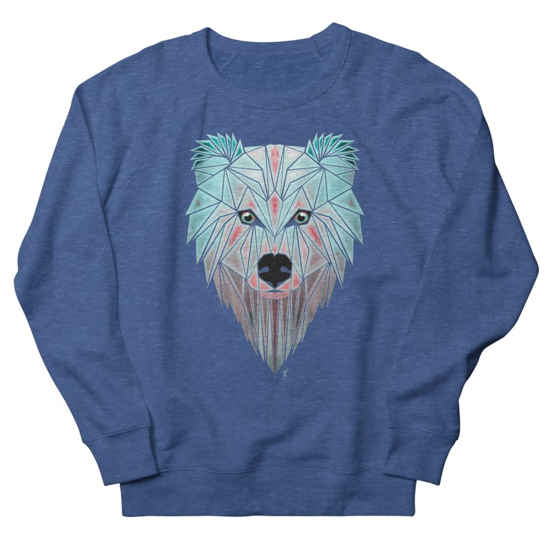 polar bear Women's Sweatshirt by manoou's Artist Shop
