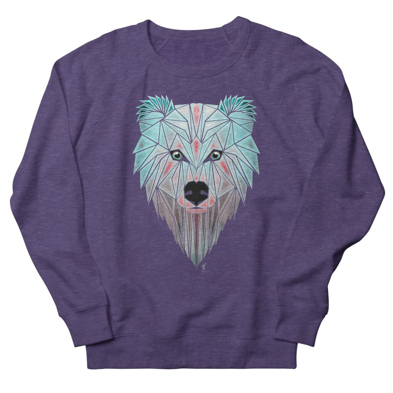 polar bear Women's Sweatshirt by manoou's Artist Shop