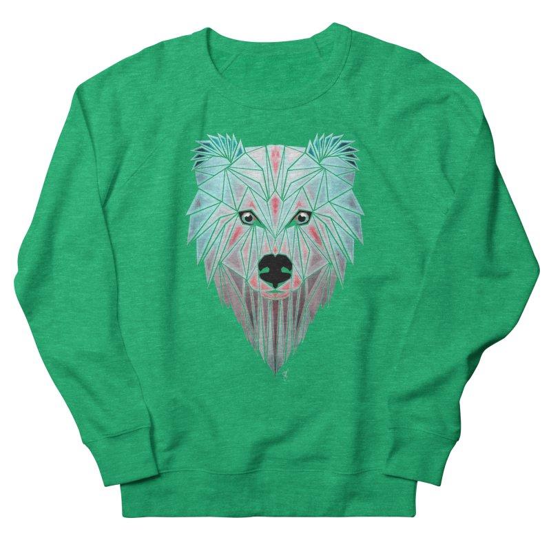 polar bear Men's Sweatshirt by manoou's Artist Shop
