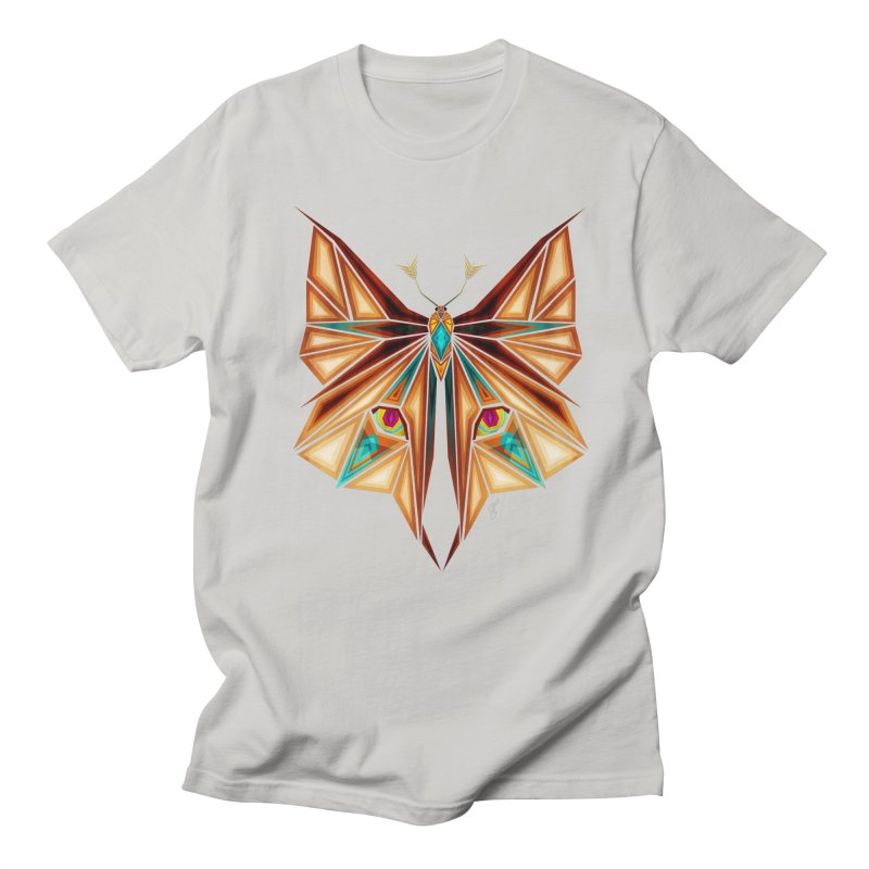 fox or butterfly Men's T-Shirt by manoou's Artist Shop
