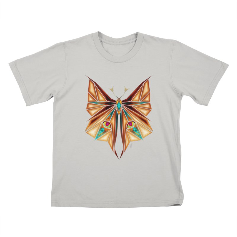 fox or butterfly   by manoou's Artist Shop