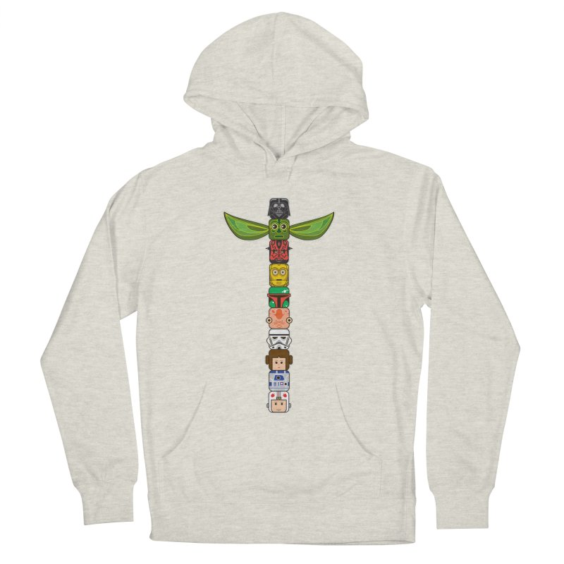 Star Wars Toetem Men's Pullover Hoody by manospd's Artist Shop