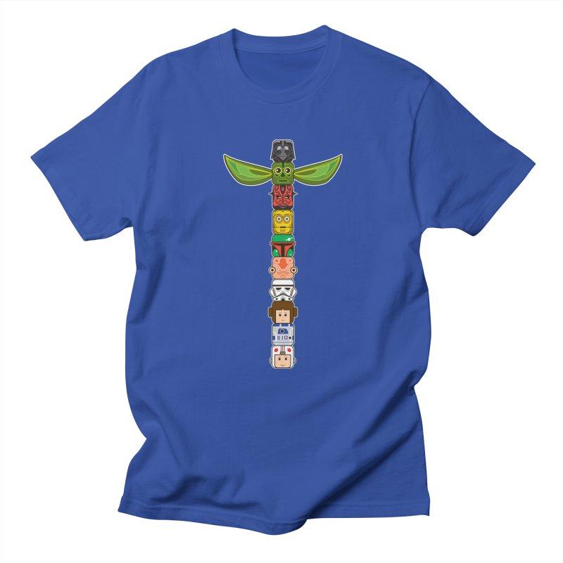 Star Wars Toetem Men's T-shirt by manospd's Artist Shop
