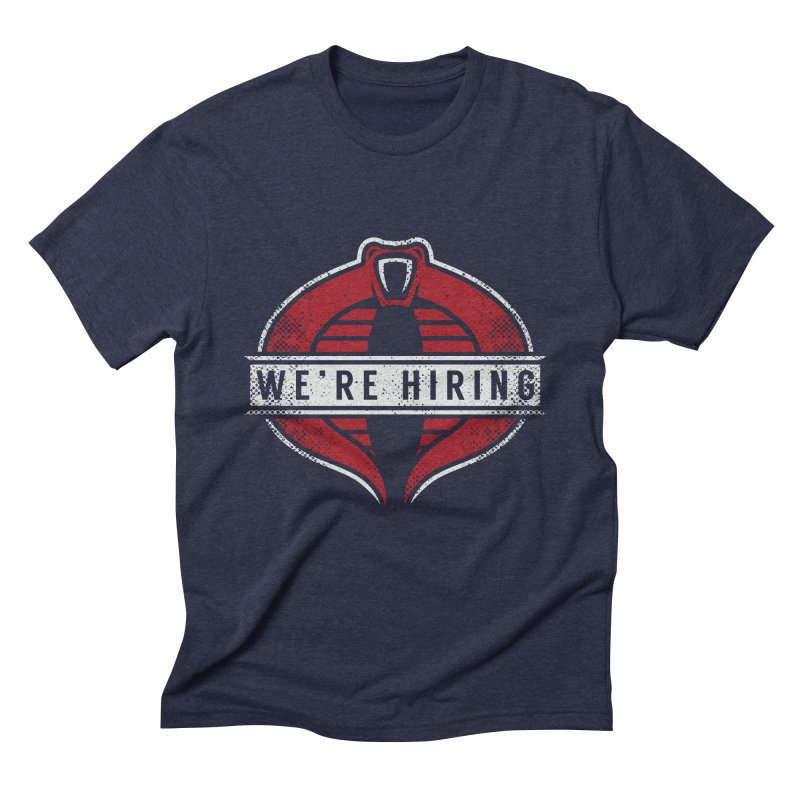 We Are Hiring Men's Triblend T-Shirt by manospd's Artist Shop