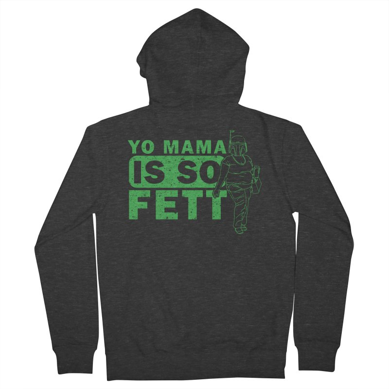 So Fett Men's Zip-Up Hoody by manospd's Artist Shop