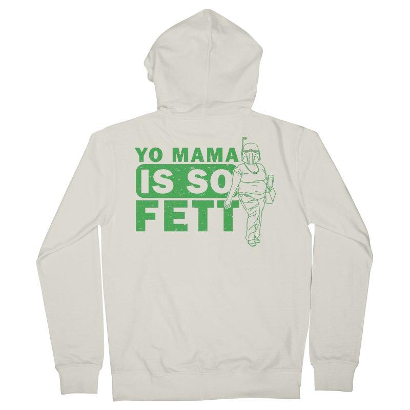 So Fett Men's Zip-Up Hoody by manospd's Artist Shop