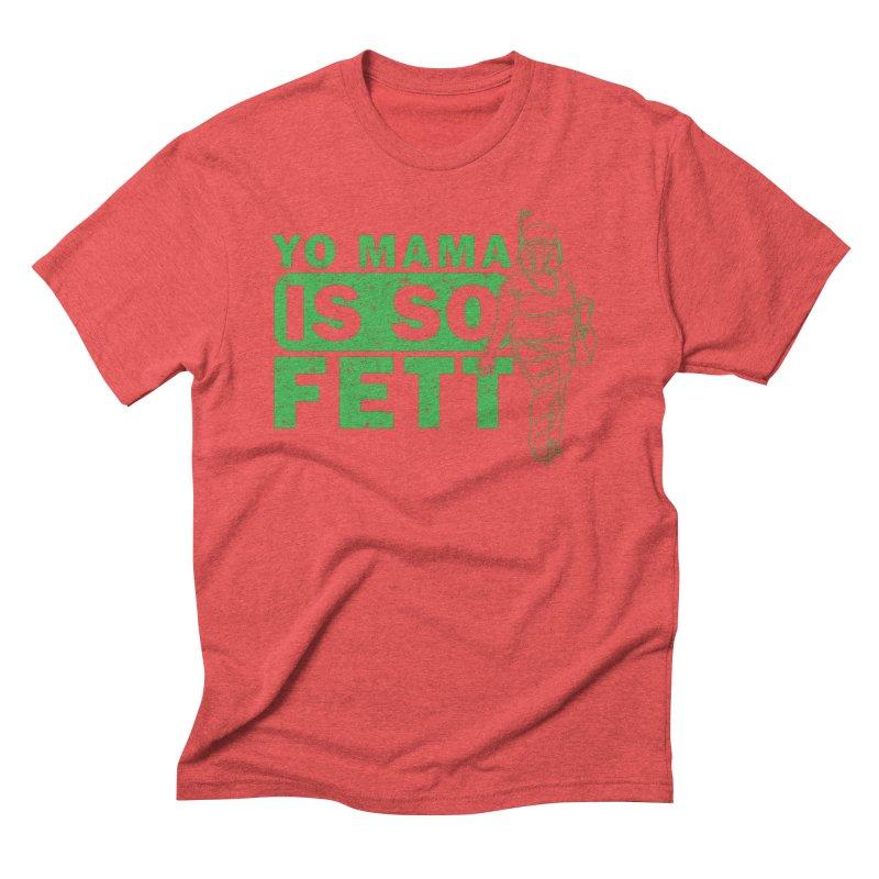 So Fett Men's Triblend T-shirt by manospd's Artist Shop
