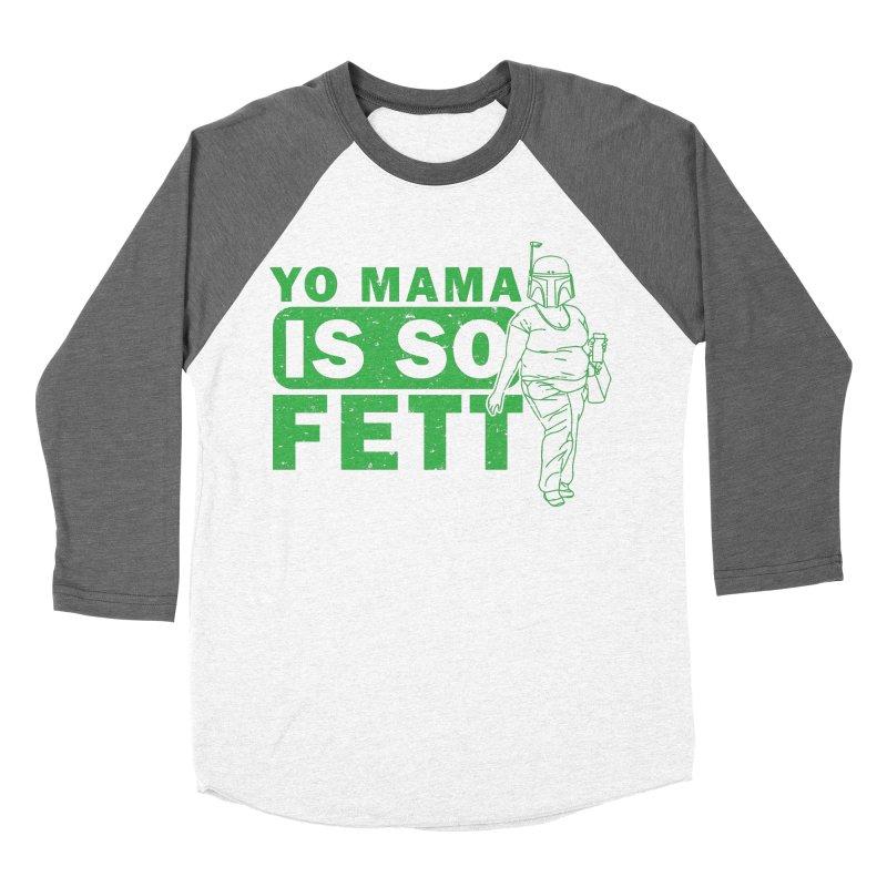 So Fett Men's Baseball Triblend T-Shirt by manospd's Artist Shop