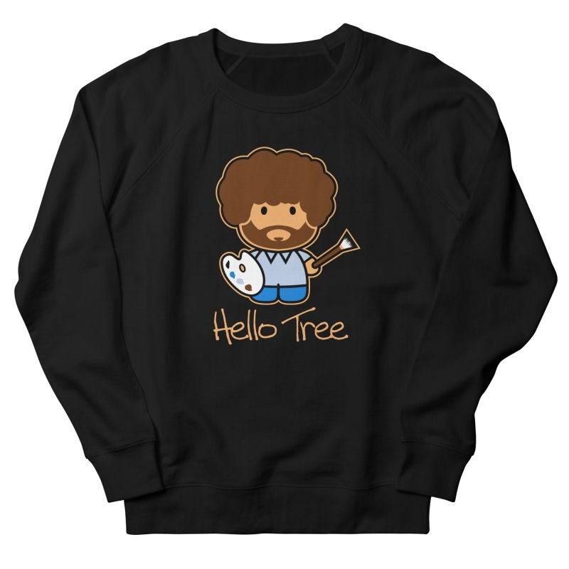 Hello Tree Men's Sweatshirt by manospd's Artist Shop