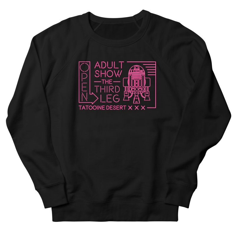 The Third Leg Men's Sweatshirt by manospd's Artist Shop