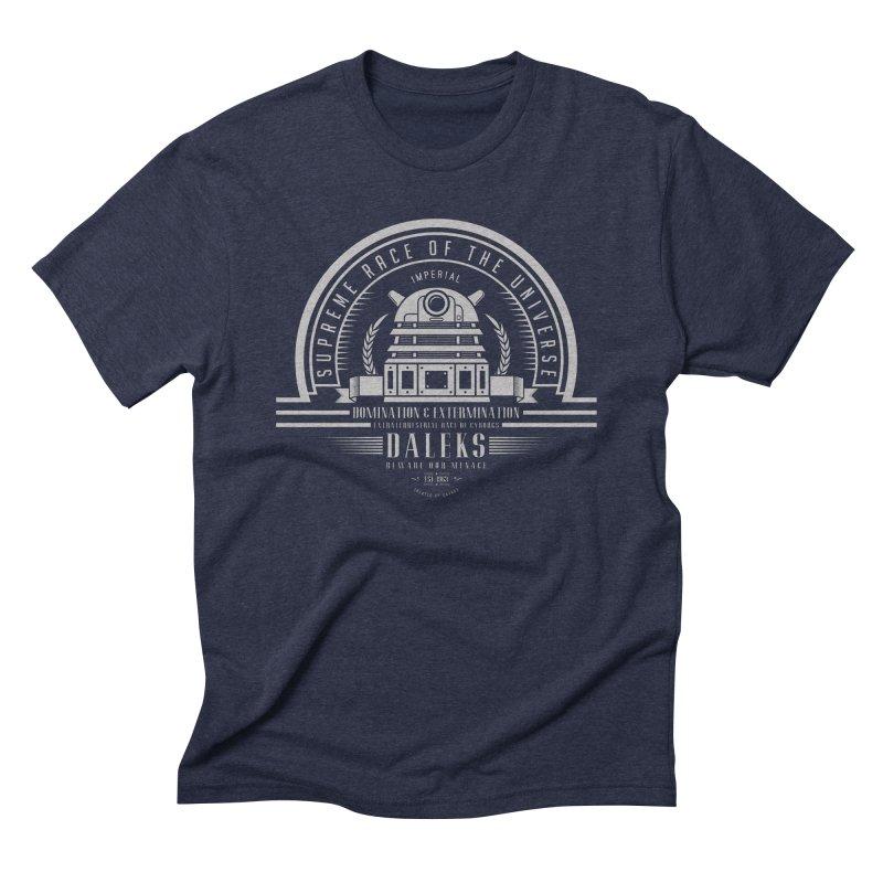 Supreme Race Men's Triblend T-shirt by manospd's Artist Shop