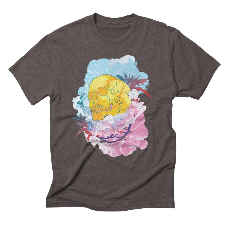 SKL-003 Men's Triblend T-Shirt by Manoy's Tee Artist Shop