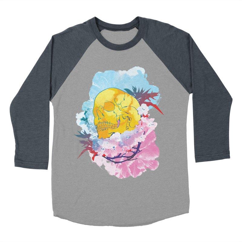 SKL-003 Women's Baseball Triblend T-Shirt by Manoy's Tee Artist Shop