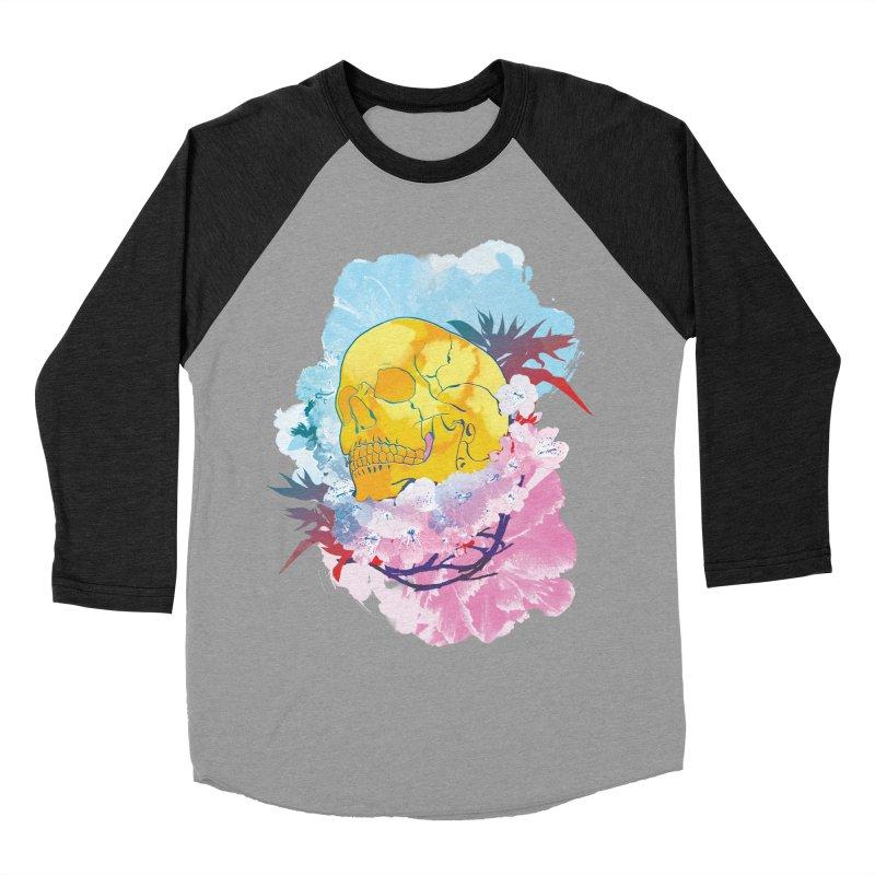SKL-003 Men's Baseball Triblend T-Shirt by Manoy's Tee Artist Shop