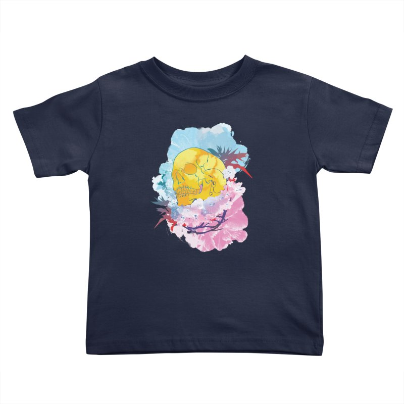 SKL-003 Kids Toddler T-Shirt by Manoy's Tee Artist Shop