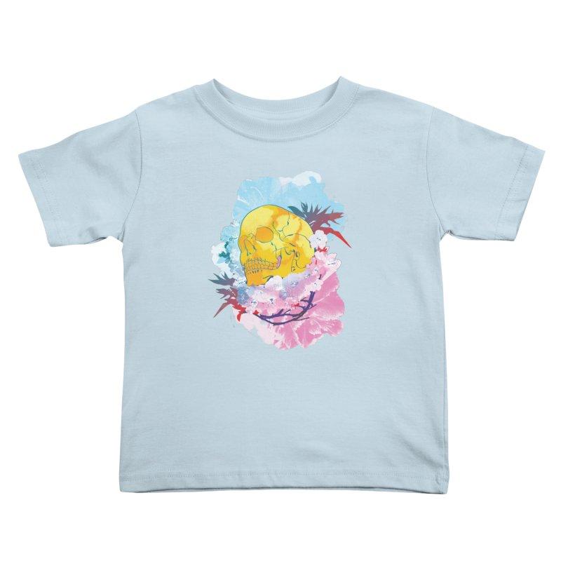 SKL-003 Kids Toddler T-Shirt by Manoy's Tee Artist Shop