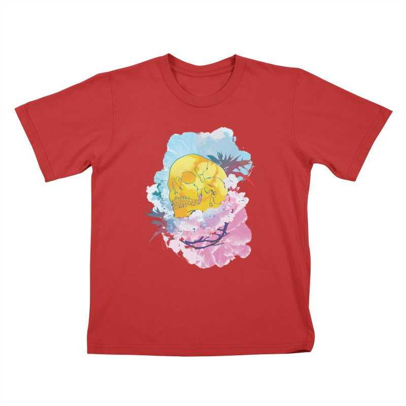 SKL-003 Kids T-shirt by Manoy's Tee Artist Shop