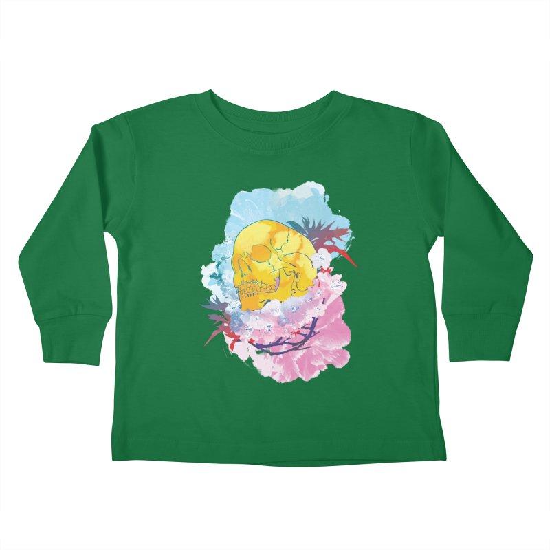 SKL-003 Kids Toddler Longsleeve T-Shirt by Manoy's Tee Artist Shop