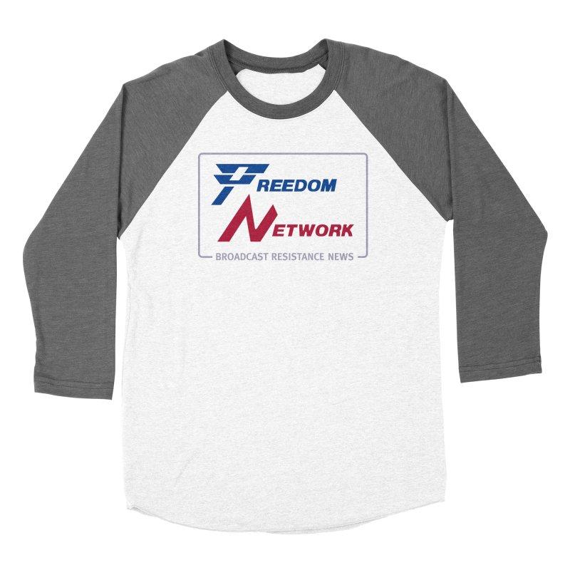 Freedom Network Women's Longsleeve T-Shirt by Mansemat & Moloch