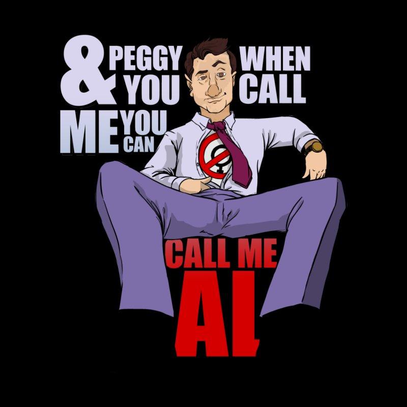 You can call me Al Women's T-Shirt by Mansemat & Moloch
