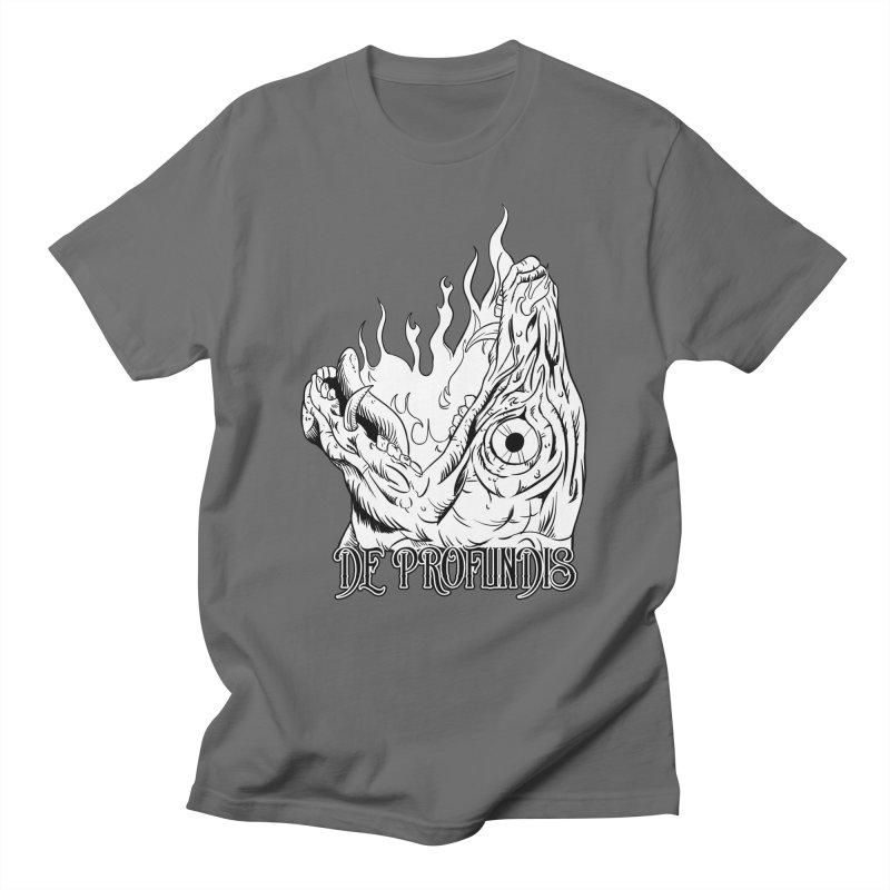 De profundis Women's T-Shirt by Mansemat & Moloch