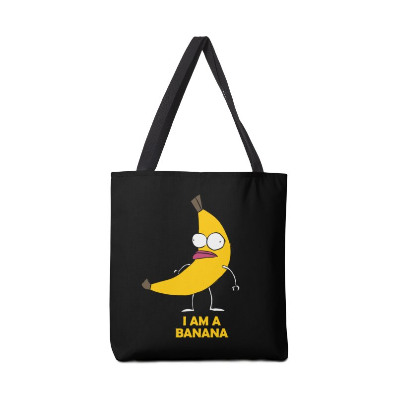 I am a BANANA Accessories Bag by Mansemat & Moloch