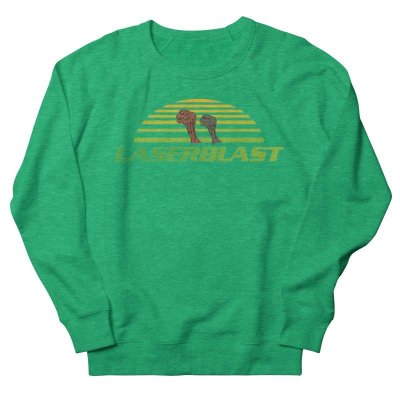Laserblast Women's Sweatshirt by Mansemat & Moloch