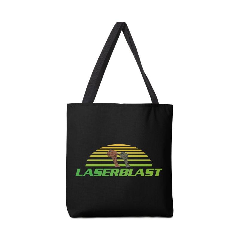 Laserblast Accessories Bag by Mansemat & Moloch